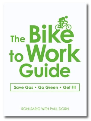 Cover of Bike to Work Guide, by Paul Dorn and Roni Sarig