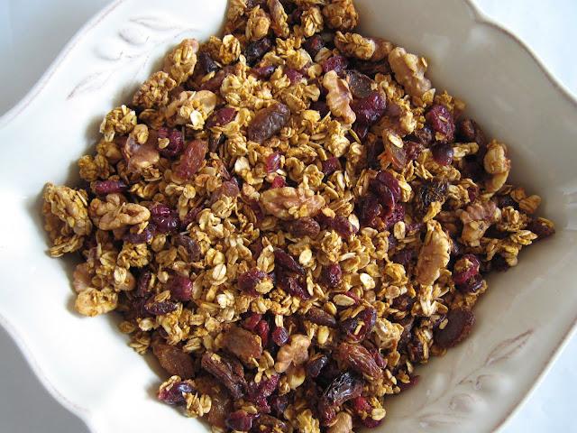 harvest granola