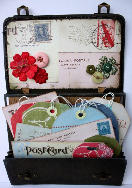 Телефон для, портфельчик открытка