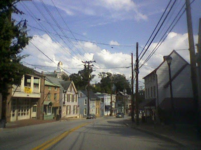 Regulus Star Notes Ellicott City Baltimore Railway Local Or There Is No Sanctuary