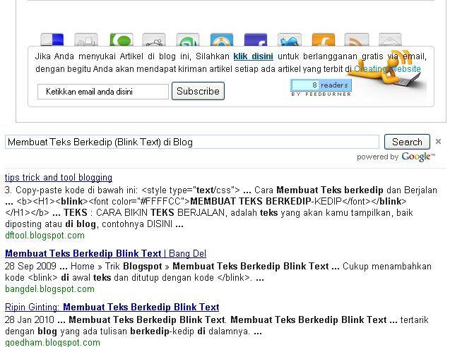 Btc free memasang google cse di bawah posting blog for Input keyword disini perbaris ya