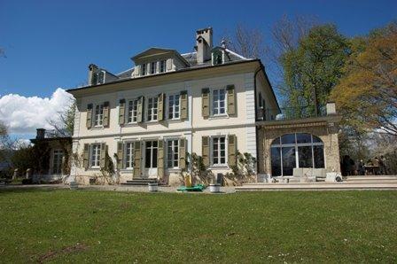 Maison actuelle de la paisible