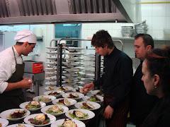 Restaurante del vapor llonch