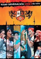 Download - Dvd Rebelde Tour Generación Rbd [2005]