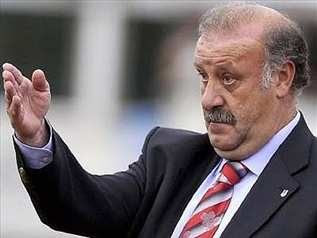 Del Bosque hired as Spain coach