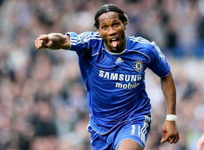 Didier Drogba , Chelsea - Manchester City
