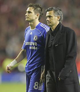 Jose hails Lampard
