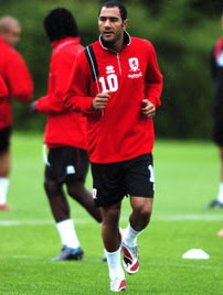 Shawky back from injury and ready for new season