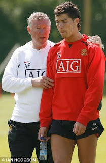 FERGIE CANCELS RONALDO MEETING