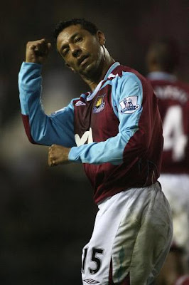 Nolberto Solano - West Ham United