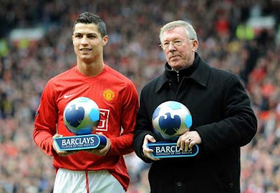 Ferguson: If Ronaldo Leaves I Will Too
