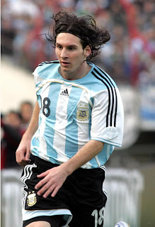 Messi Olympic Presence Difficult - Batista