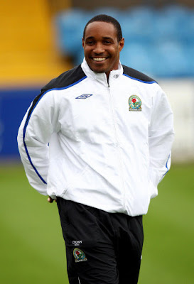 Blackburn Rovers manager Paul Ince