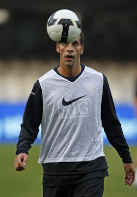 Rio Ferdinand Is Europe's Best Defender