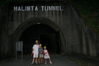 Malinta Tunnel Entrance, Corregidor Philippines