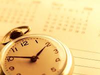 Timing Calendar