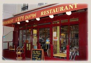 Epi Dupin Restaurant Paris 6e