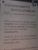 Starbucks Community Involvement