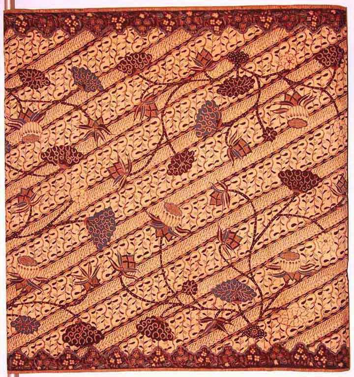 Meaning Motifs In Batik Fabric