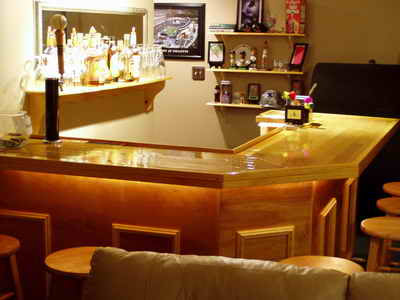 Home Bar Designs From Steve K, Halifax, MA - Minimalist Decorating ...
