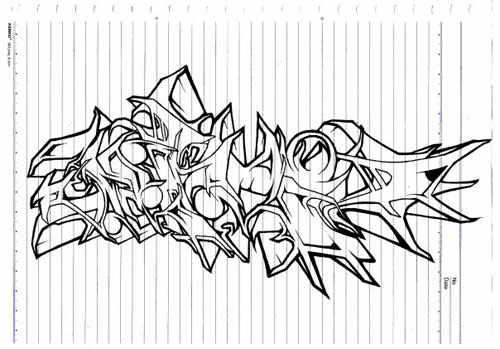 The Graffiti Design