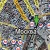 Metros del mundo: Moscú
