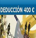 El Estado devuelve 400 euros
