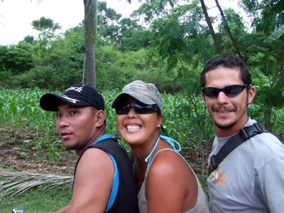 Crew sailing Philippines