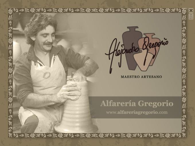 ALFARERO GREGORIO
