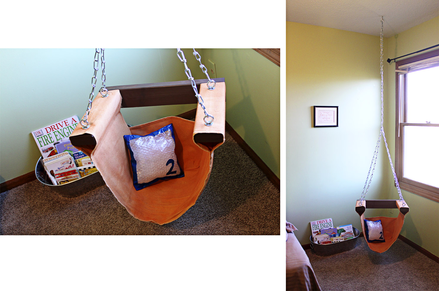 Cute Reading Chairs Reading Nook Hanging Chair Sugar Bee Crafts