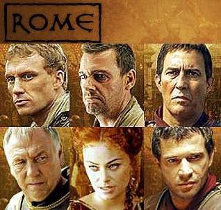 Miniserie Roma Roma