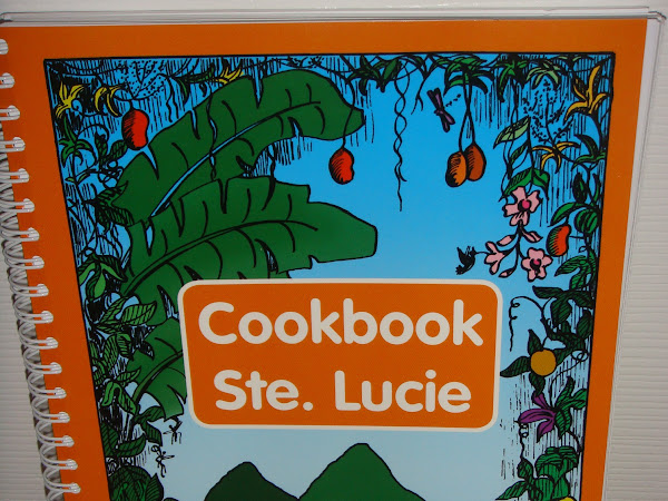 Cookbook Ste. Lucie