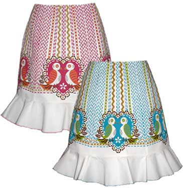 FUN & SASSY: Skirts