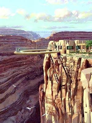 Grand Canyon West Sky Walk
