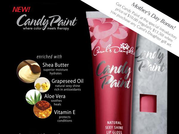 Candy Paint Lip Gloss