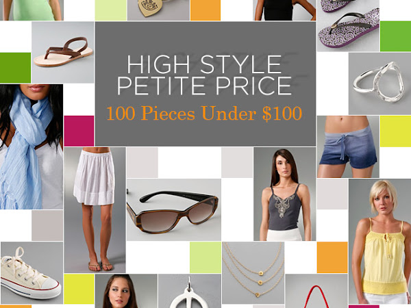 ShopBop Top Items for Under $100