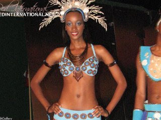 St.Lucia Carnival 2008: Red Int'l NEW Blue Section