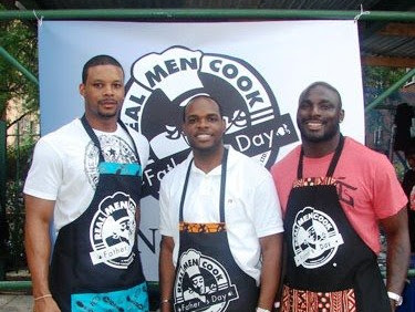 Jermaine Hall - Real Men Cook