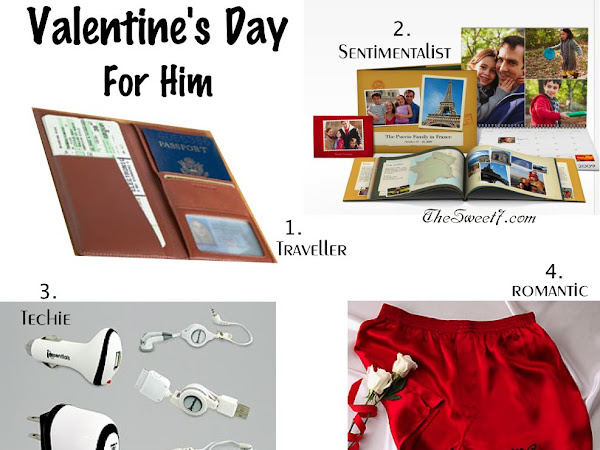 Valentine's Day: Men