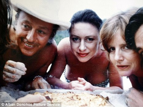 End of the party for Princess's playmate as Lord Glenconner, 83, dies in St Lucia