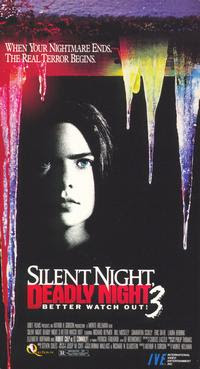 Silent Night Deadly Night 3: Better Watch Out