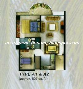Coastal Towers Apartment Penang Com