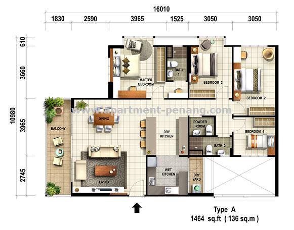 Apartment-Penang.com