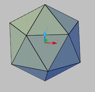 Icosaedro esedi