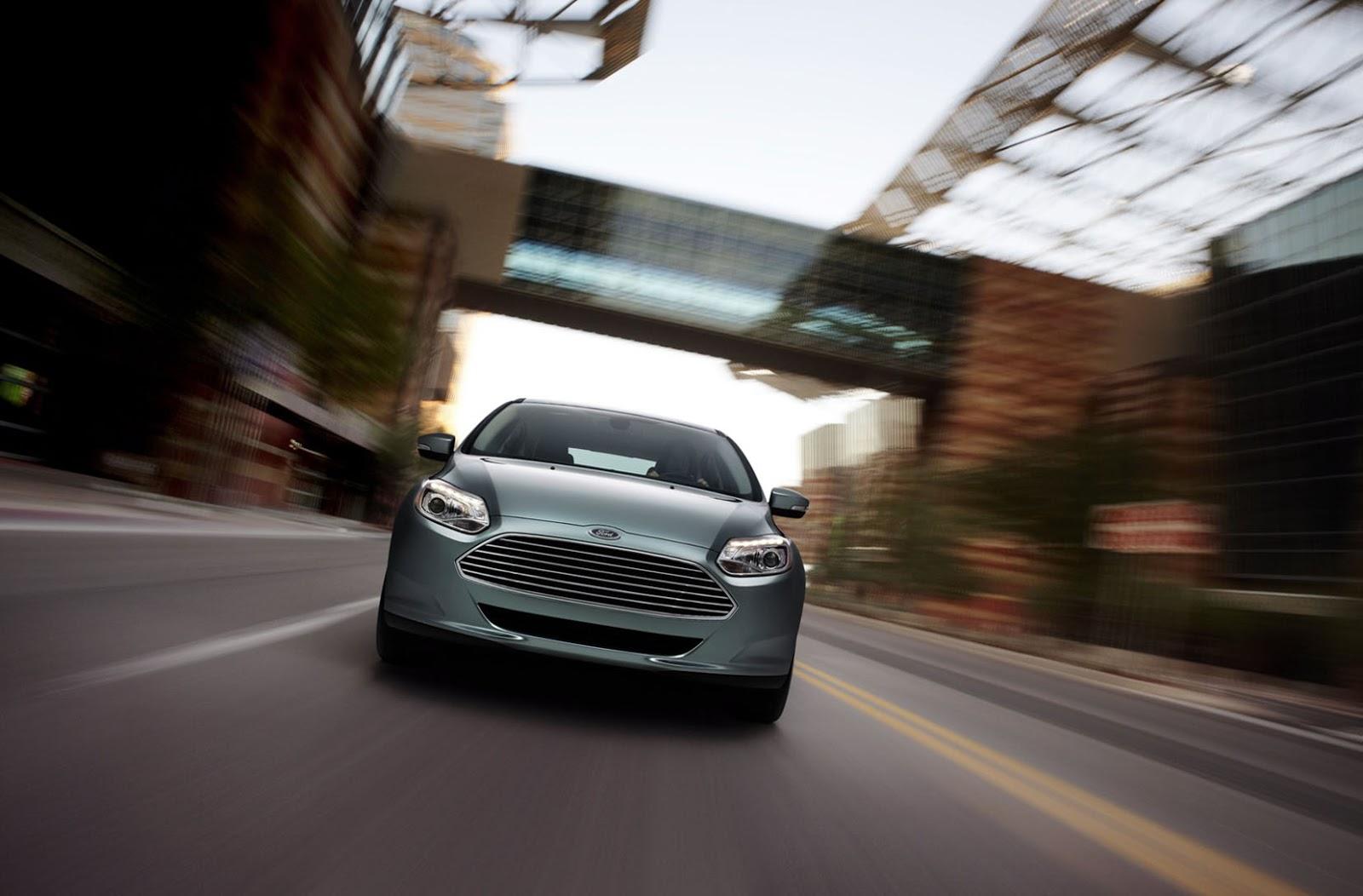 Ford apresenta 10 novos carros m dios e el tricos com nova plataforma global