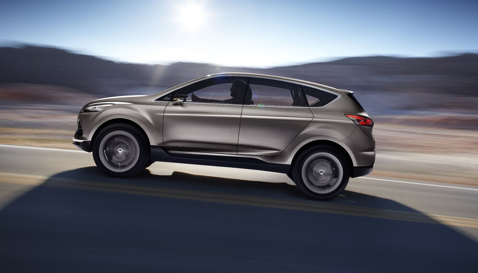 Ford apresenta o conceito vertrek utilitrio esportivo compacto ford apresenta o conceito vertrek utilitrio esportivo compacto elegante e fluido fandeluxe Image collections