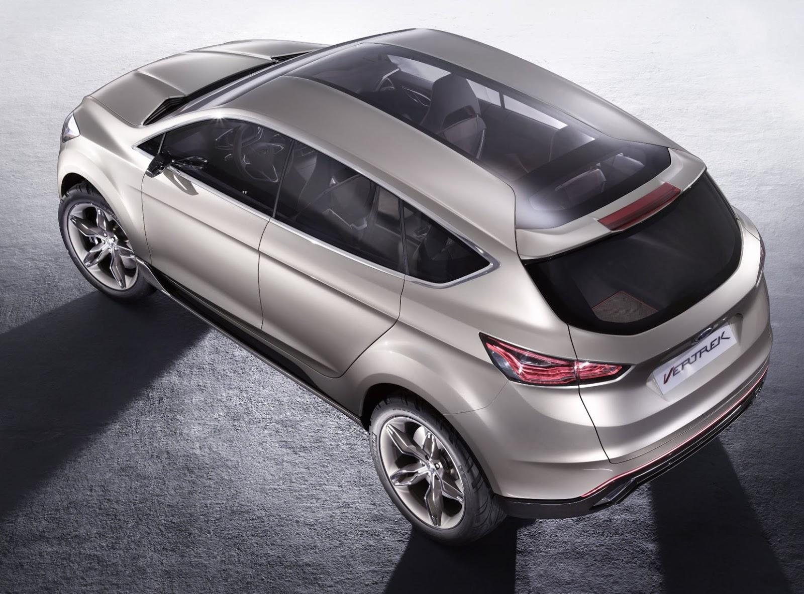 Ford apresenta o conceito vertrek utilitrio esportivo compacto soluo global para as necessidades globais fandeluxe Image collections