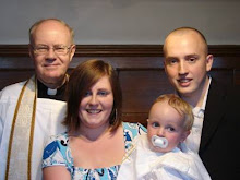 Another Baptism photo with Father R Nesbitt