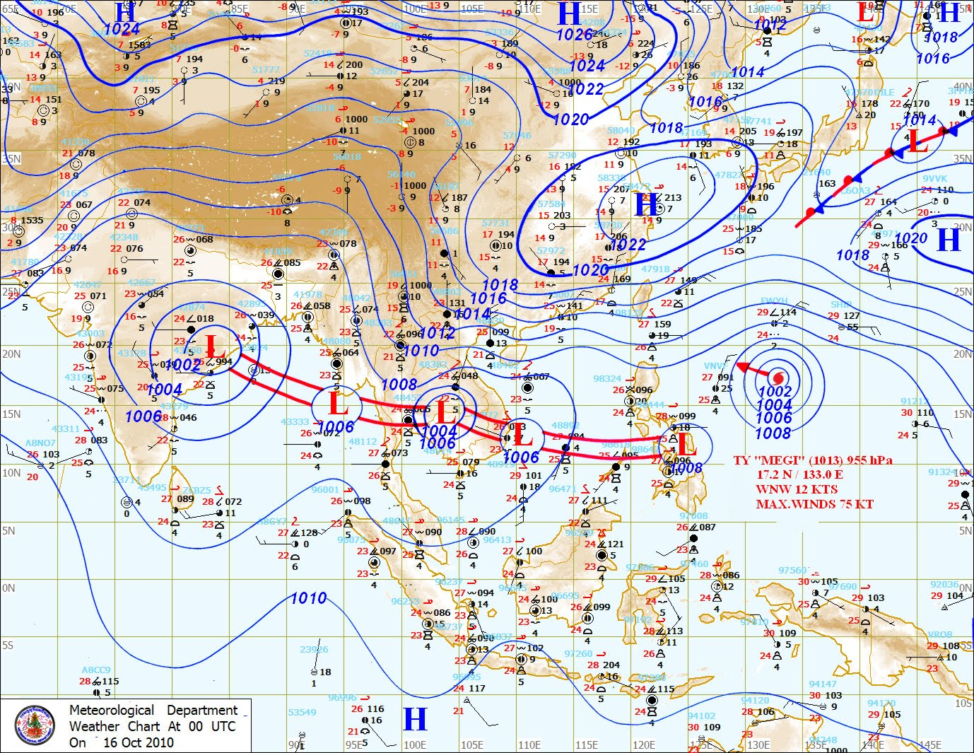 Thailand Weather Map.Map Weather Thailand