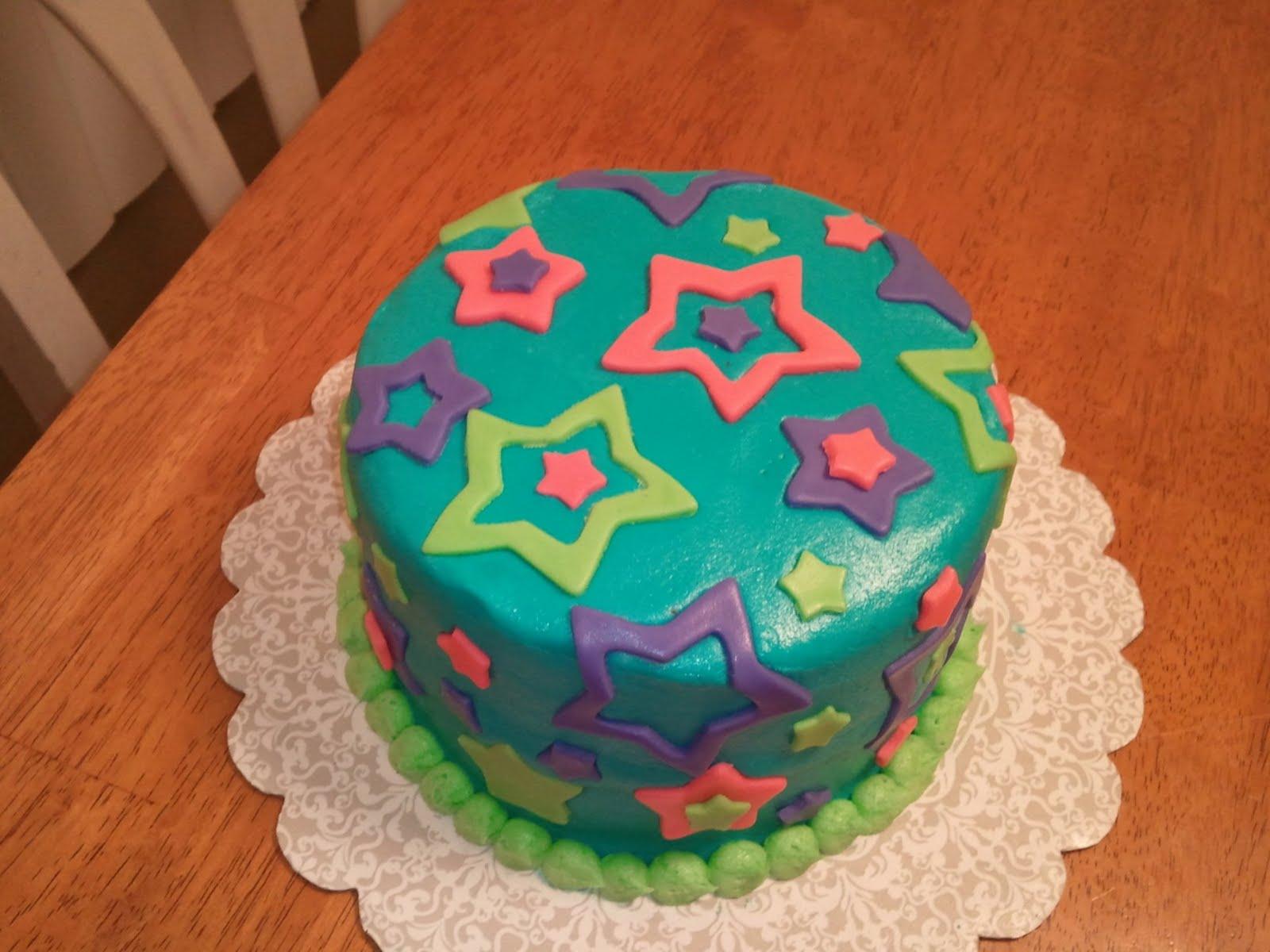 Kristis 26th Birthday Cake